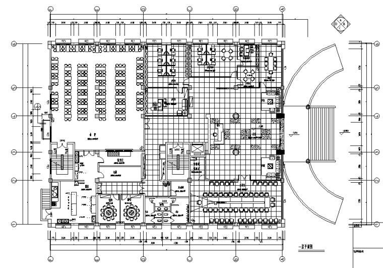 [浙江]可人集团办公大楼设计施工图(附效果图)
