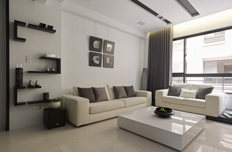 不同feel的客厅,你会pick哪一款?_1