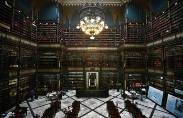 120个地表最美图书馆,来随意感受下_13
