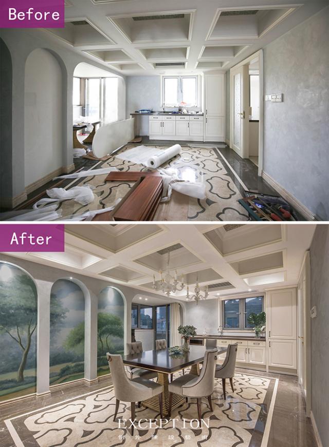 燕尔臻邸--深圳鲸山觐海复式软装设计-  编后小语:   最美好的第21张图片