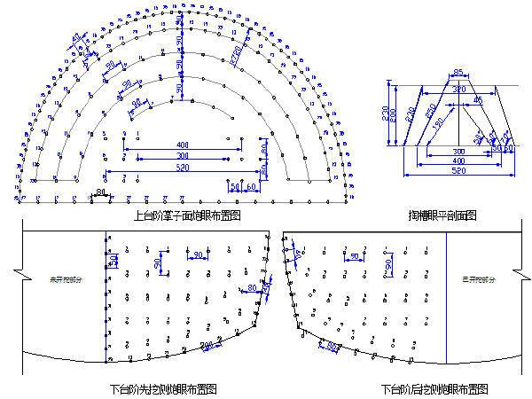 大管棚超前预支护喷锚挂网防护一级高速公路隧道工程专项施工方案103页
