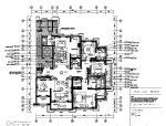 [石家庄]简约欧式样板房设计施工图(含实景图)