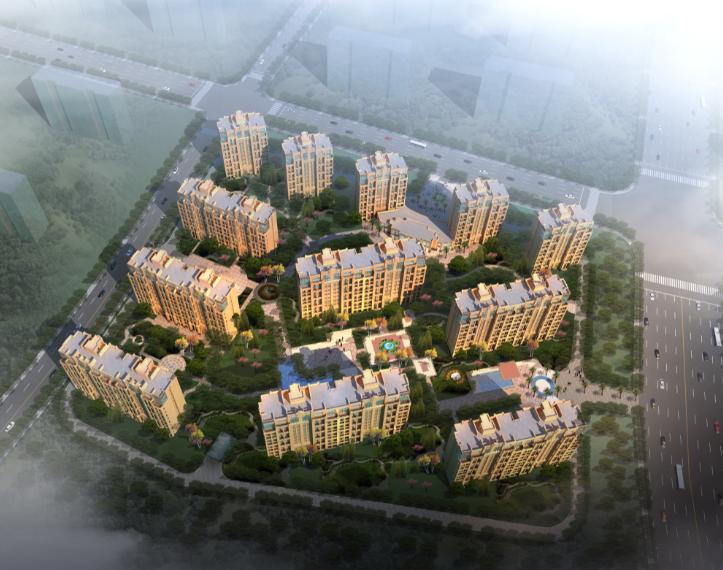 [浙江]杭政储住宅小区规划设计方案文本