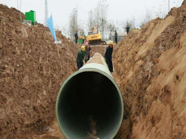排水管道的施工措施