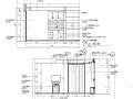 [上海]某国际公寓住宅样板间施工图