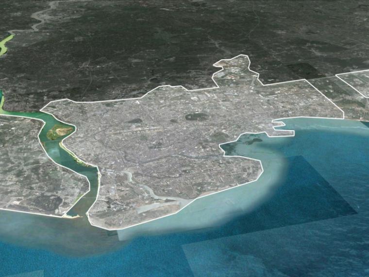 [海南]海口总体城市景观规划设计