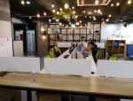 宁星公司更换办公地点,装修设计呈现新的面貌