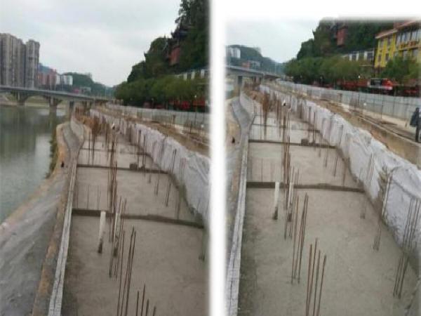泡沫混凝土在路基拼宽中使用效果