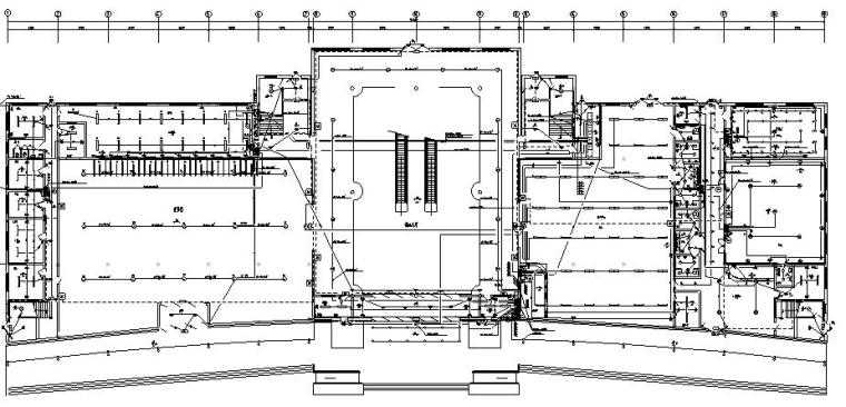 某车站全套电气系统施工图