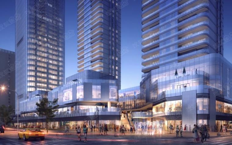 淮海国际广场二期项目电气方案设计