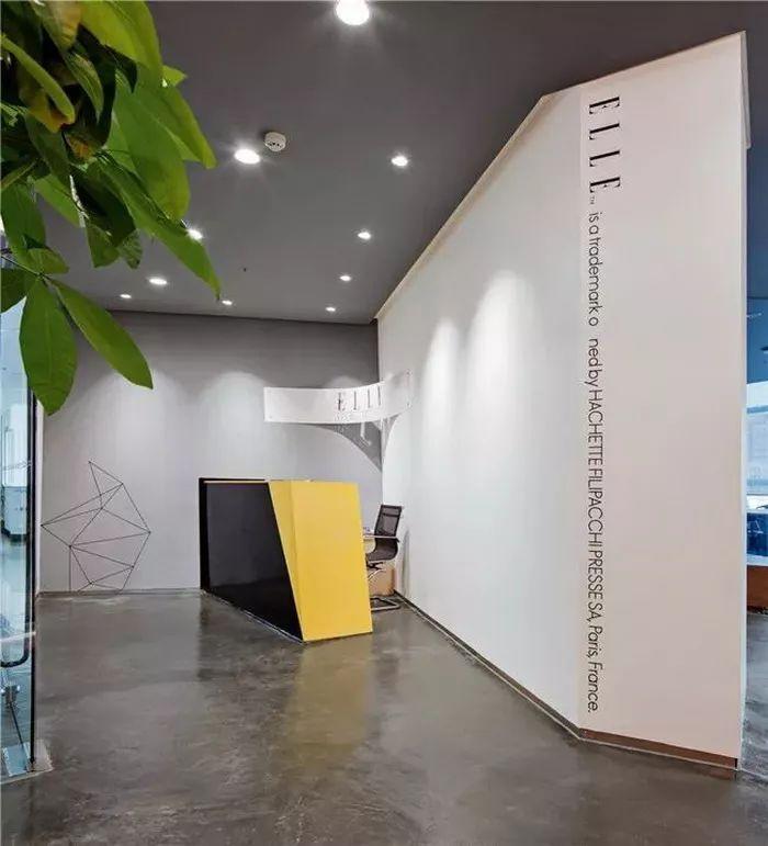 """小容量展现大需求,""""折纸空间""""办公室的平面划分"""