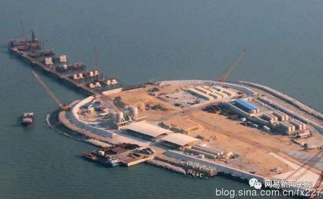 用钢圆管筑岛,港珠澳大桥人工岛这方案完胜日本|了不起的中国_10