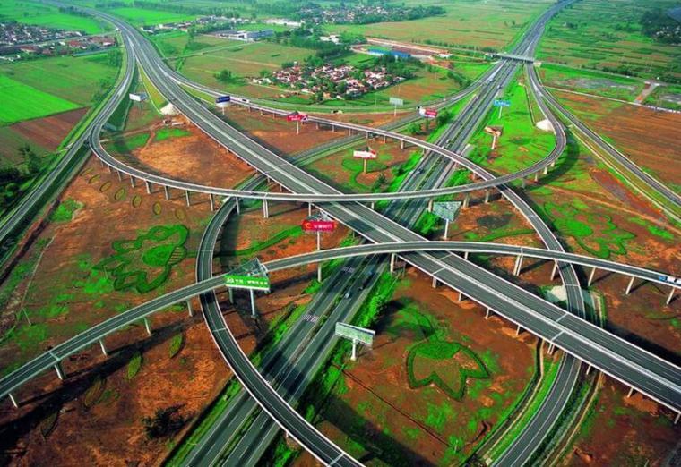 道路工程道路路线第六章立体交叉培训PPT