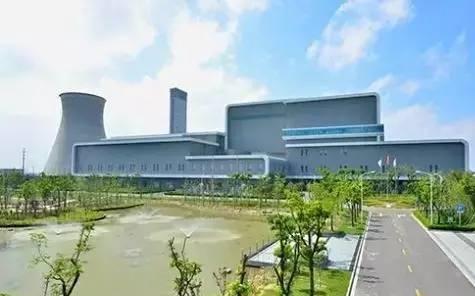 上海老港再生能源利用中心的BIM技术应用