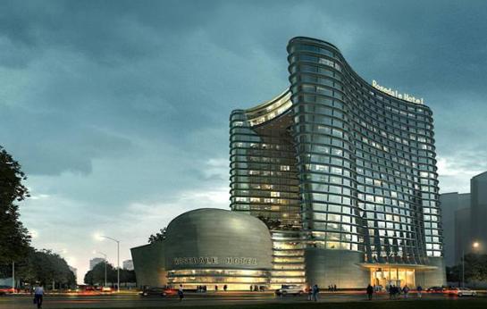 海南五星级大酒店机电设计汇报PPT