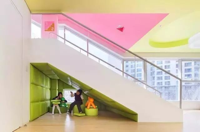 [创意必读]各国优秀的幼儿园景观设计欣赏_9
