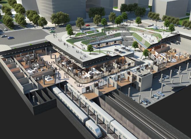 [湖北]地下公共交通走廊及配套工程质量管理计划(附多图)_1