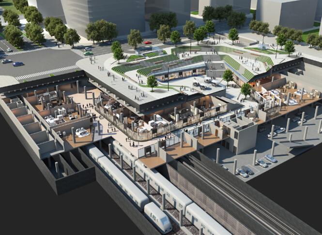 [湖北]地下公共交通走廊及配套工程质量管理计划(附多图)