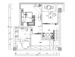 [浙江]某二层欧式别墅设计施工图及实景照片