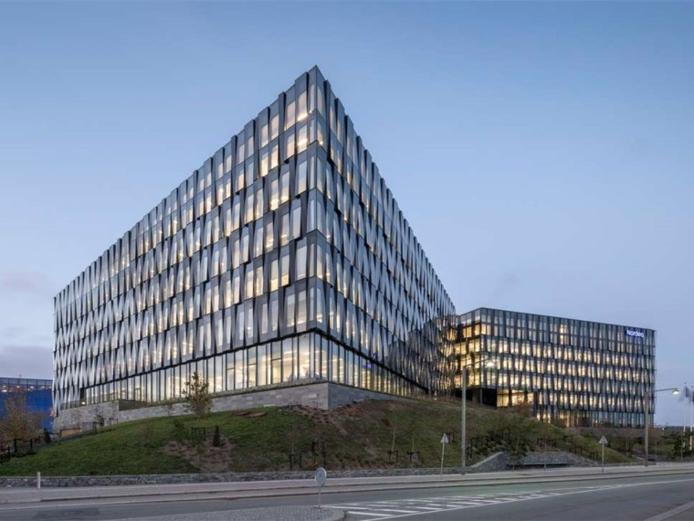 丹麦Nordea新总部
