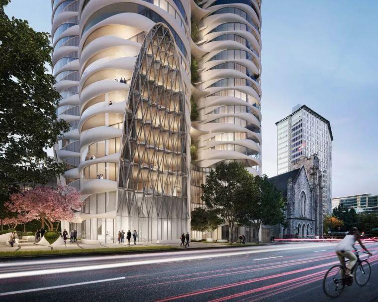 一栋住宅十年设计,这可能是世界上最梦幻的公寓楼_3