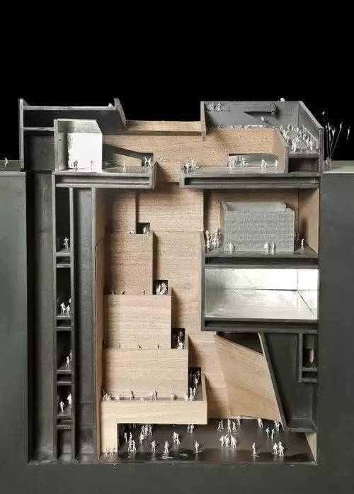 那些霸气的建筑剖面图_5