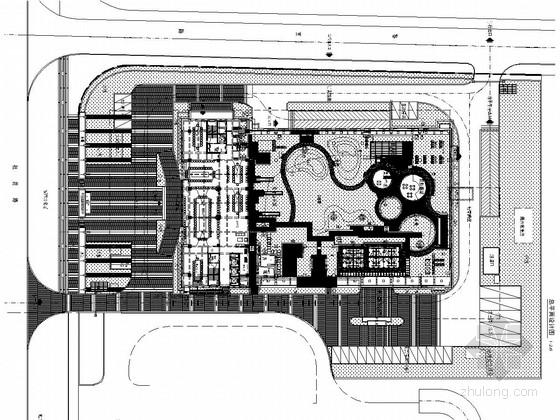 [长沙]办公环境中心景观设计方案