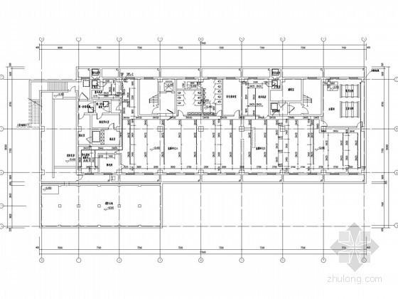 公共建筑及防空地下室给排水施工图纸