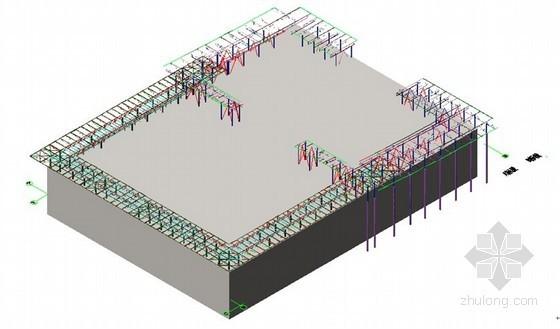 [广东]高层框架结构综合建筑施工组织设计(钢结构飘架屋面)