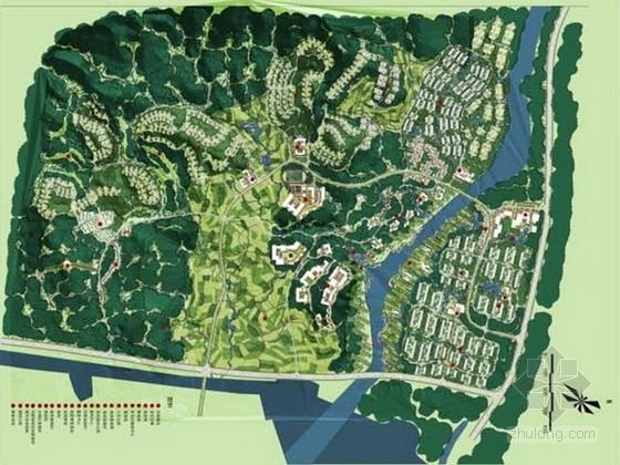 [北京]休闲养老生态园总体修建性详细规划设计方案