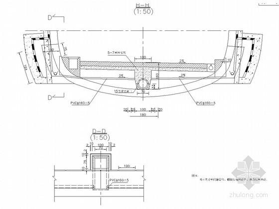 隧道Ω型弹簧排水管设计