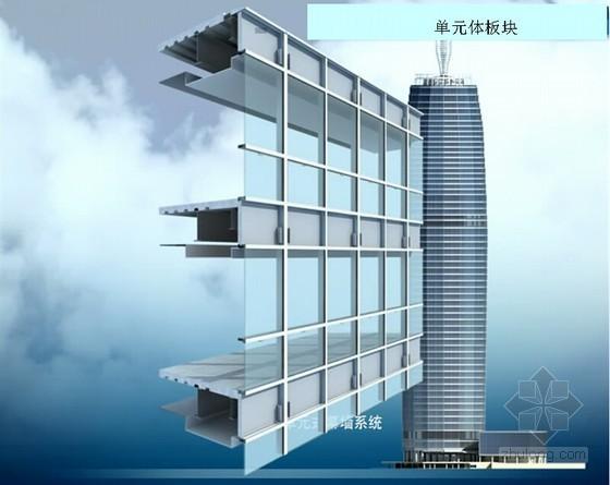 [河南]框筒结构超高层综合楼幕墙工程施工组织设计(290页 附较多三维图)
