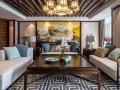 新中式风格住宅设计高清实景图