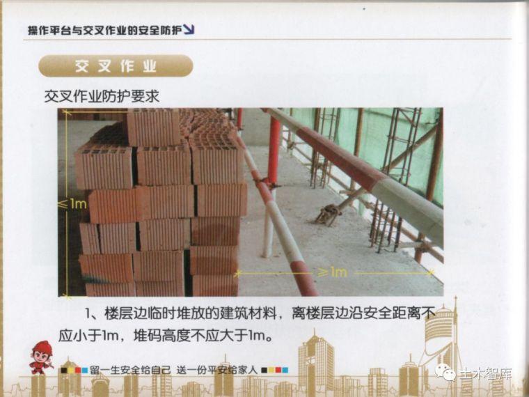 大用系列,建筑施工现场安全知识画册之高处作业_53