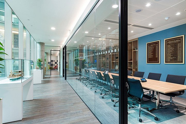 英国CrownAgents总部办公中心-15