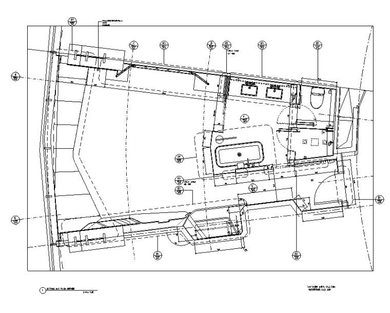 上海外滩W酒店设计施工图(附效果图+方案文本+物料清单+进展单)