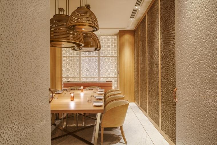 科威特四季酒店DaiForni餐厅-9