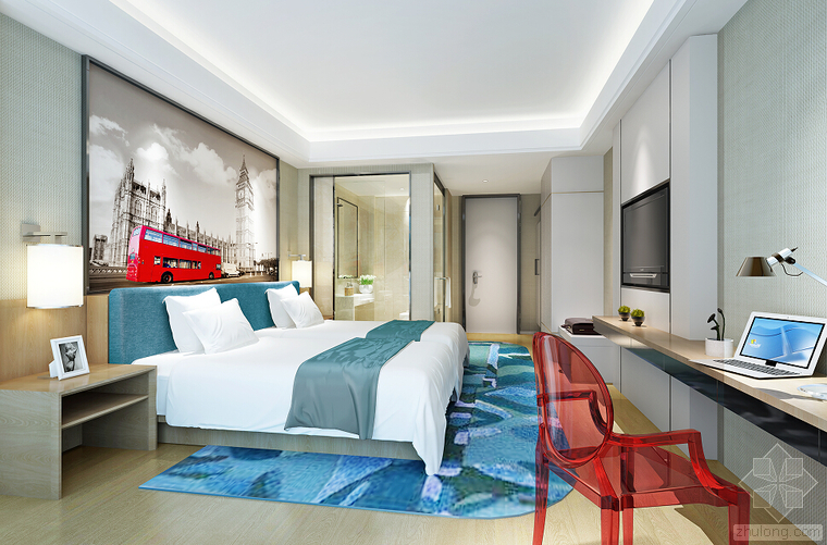 室内设计家装工装施工图及设计方案精品汇总_27