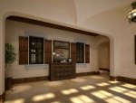 古典欧式门厅3D模型下载
