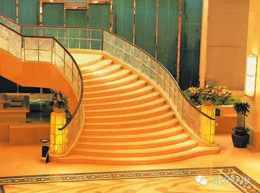 详解楼梯石材施工工艺