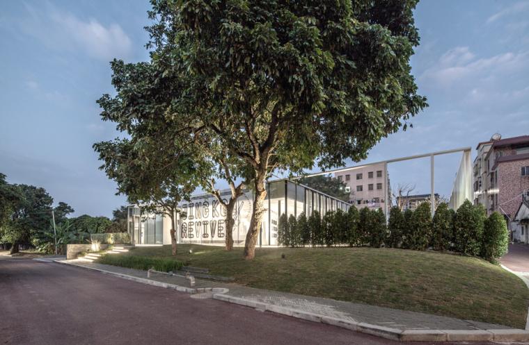 深港建筑双年展光明展厅