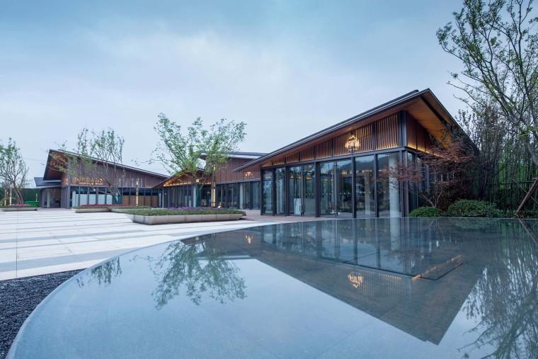 徐州万科未来城示范区展示中心