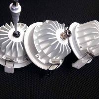 LED筒灯TOP-D301防水LED筒灯外壳防水LED筒灯配件防水LED筒灯套件厂