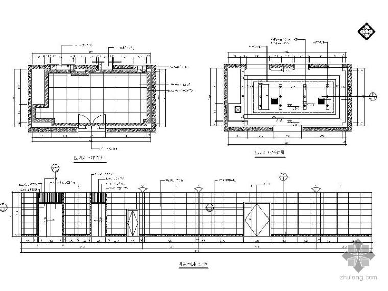 [辽宁]某大型百货商场第四层室内装修图_2