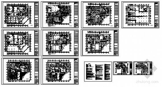 某四星级宾馆空调设计图