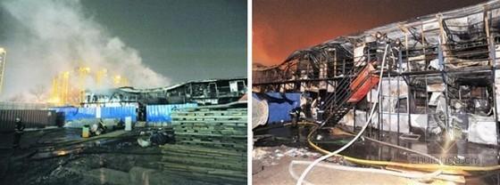 建筑施工安全事故案例分析(附图、PPT)