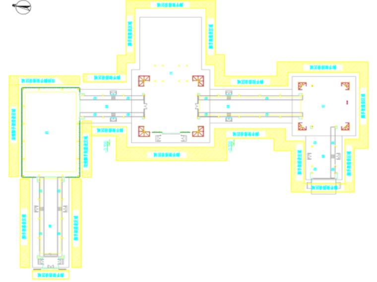 敦煌国际酒店1#楼连廊幕墙脚手架施工方案