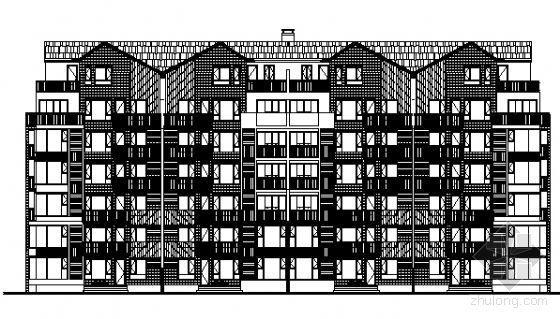 宁波某家园小区规划及建筑方案文本