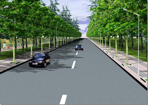 城市道路与市政工程第三讲城市道路横断面设计