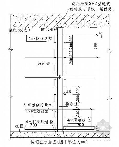 二次结构砌筑施工技术交底(陶粒混凝土)